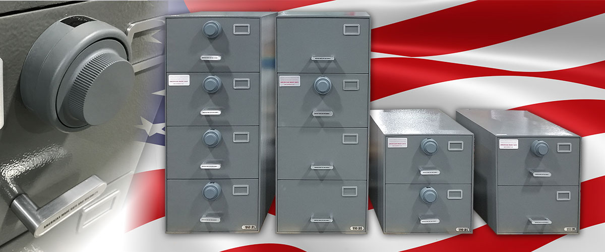 CLASS 5  -  GSA Approved Security Containers
