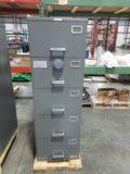 NSN#7110-00-919-9193, Class 6 (5) drawer, Legal Size, Single Lock, Gray, X10 Lock