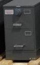 NSN#7110-01-309-1970, Class 6 (2) drawer, Letter Size, Single Lock, Gray, X10 Lock